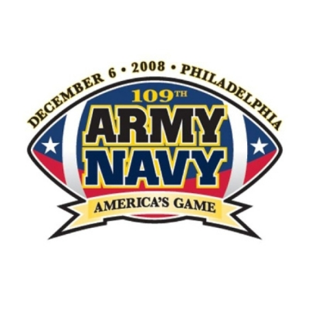 2008 Army-Navy logo (Photo by Army-Navy)