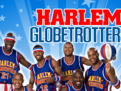 Harlem Globetrotters (Photo by the Harlem Globetrotters)