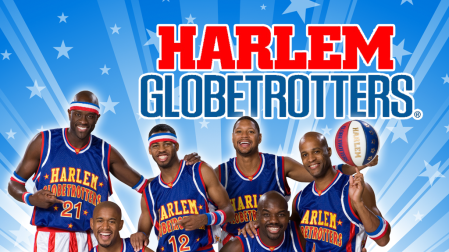 Harlem Globetrotters (Photo by the Harlem Globetrotters)