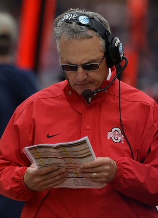 Jim Tressel (Getty Images)