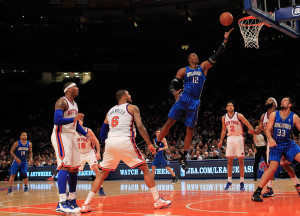Dwight Howard Orlando Magic Los Angeles Lakers Four-Team Trade NBA Trade