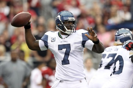 Seahawks looking to deal QB Tarvaris Jackson