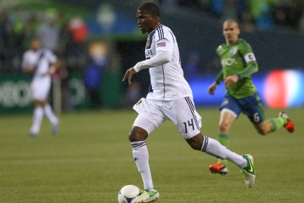 Buddle sent to the Rapids from the Galaxy for a draft pick and allocationmoney