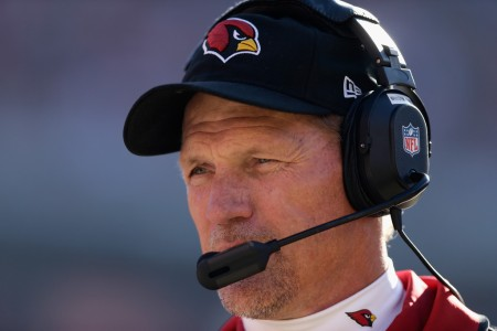 Ken Whisenhunt is seen here as the Arizona Cardinals head coach (Getty Images)