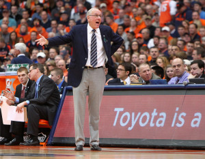 Jim Boeheim Syracuse Orange