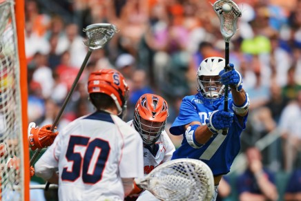 Duke defeats Syracuse for Lax Championship