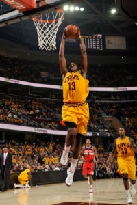 Tristan Thompson (Getty Images)