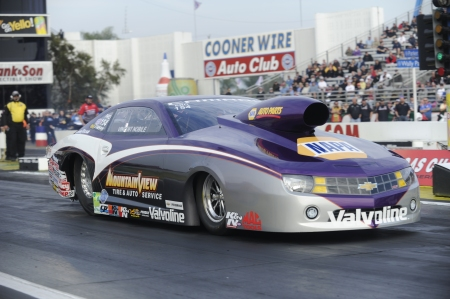 Vincent Nobile (Photo by the NHRA)