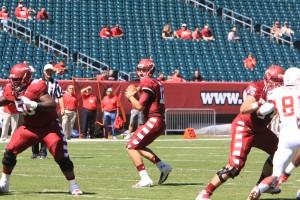 Temple quarterback Connor Reilly