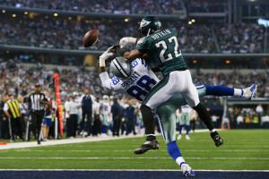 Brandon Boykin Philadelphia Eagles Dallas Cowboys NFC East