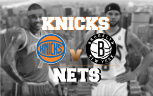 New York Knicks and the Brooklyn Nets