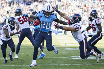 Johnson expects to be released by the Titans thisoff-season