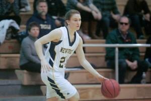 Jessica Lynch (Photo by TCNJ Sports Information)
