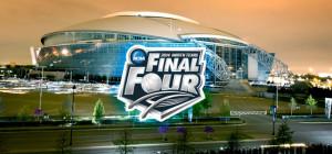 2014 Final Four banner
