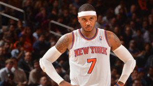 Carmelo Anthony (Getty Images)