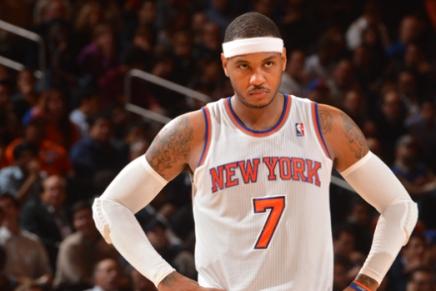 Knicks Trade Carmelo Anthony to theThunder