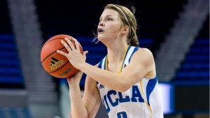 Kari Korver (Photo by UCLA Sports Information)