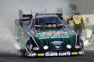 John Force (Photo by the NHRA)