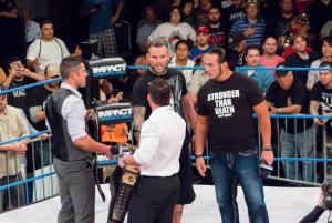 Hardy Boyz (Photo by TNA Wrestling)