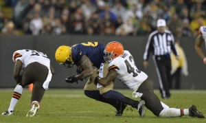 JerMichael Finley (Getty Images)
