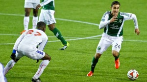 Aaron Long (Photo by the Portland Timbers)