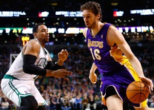 Pau Gasol (Getty Images)