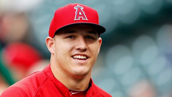 Angels Of Mike Trout Named All Star Game Mvp The Capital Sports Report