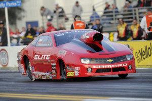 Erica Enders-Stevens (Photo by the NHRA)