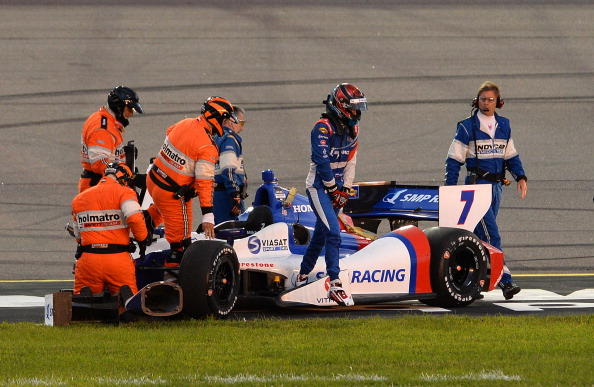 Aleshin released from Methodist Hospital weeks after scary