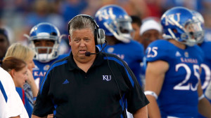 Charlie Weis (Getty Images)