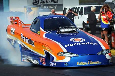 Todd Veney (Photo by the NHRA)