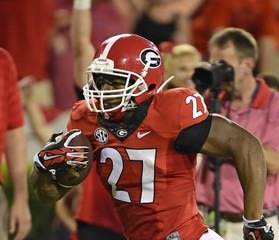 Nick Chubb (Getty Images)
