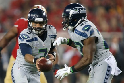 Seahawks make history on Thanksgiving in 2014