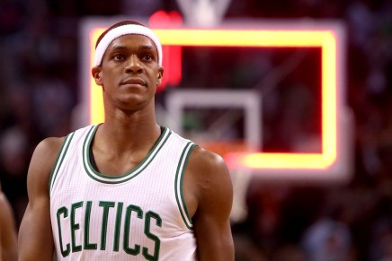 Rondo dealt to the Mavericks for 3 players, two picks