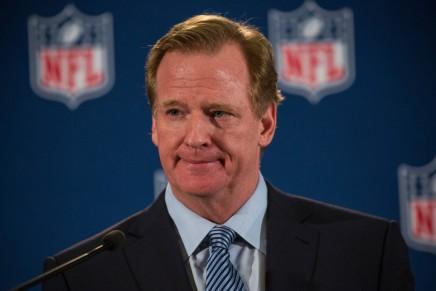 NFL Commish Roger Goodell responds to the MuellerReport