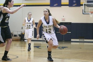 Angelica Esposito (Photo by TCNJ Sports Information)