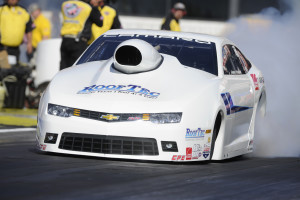 Rodger Brogdon (Photo by the NHRA)