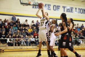 Jessica Goldbach (Photo by TCNJ Sports Information)