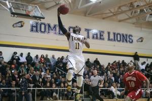 Jayson Johnson (Photo by TCNJ Sports Information)