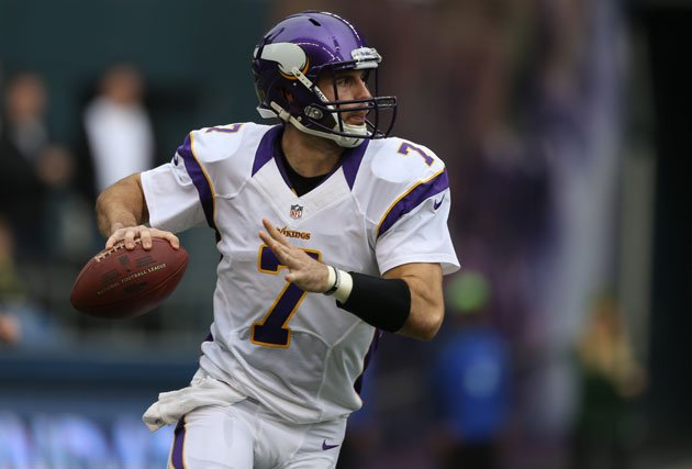 Raiders expected to sign free agent QB Christian Ponder   The ...