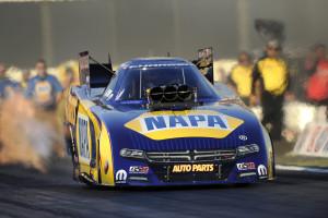 Ron Capps Napa Know How Jack Beckman Infitite Hero NHRA Royal Purple Raceway