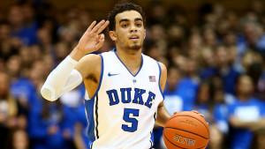 Tyus Jones Duke Blue Devils NBA Draft