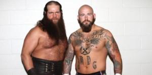 Todd Hanson Ring of Honor Wrestling Raymond Rowe