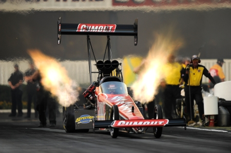Leah Pritchett (Photo by the NHRA)