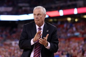 Bo Ryan Wisconsin Badgers Men's Basketball