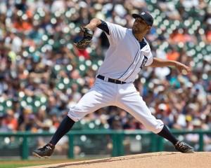 David Price Toronto Blue Jays Detroit Tigers MLB Pitcher