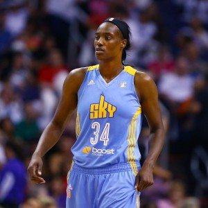 Sylvia Fowles Chicago Sky Minnesota Lynx Atlanta Dream Michael Cooper Pokey Chatman WNBA