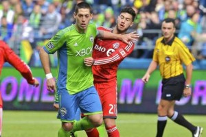Matt Bloom MLS Toronto FC Soccer Injury Injured