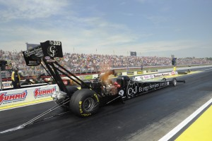 Dave Connolly (Photo by the NHRA)
