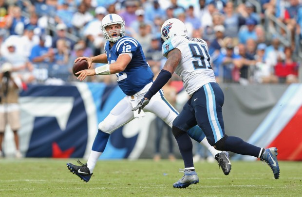 Andrew Luck Indianapolis Colts New England Patriots Matthew Hasselbeck Ian Rapoport NFL Network